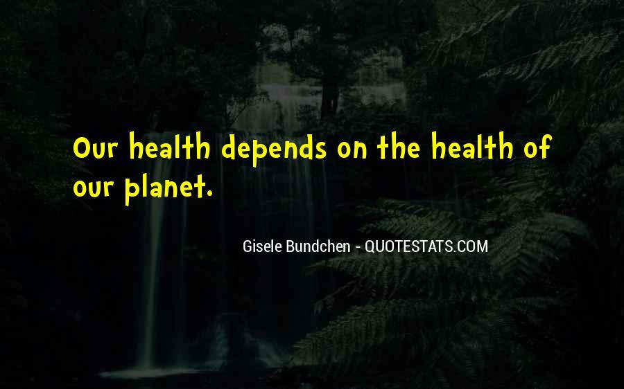 Quotes About Gisele Bundchen #676742