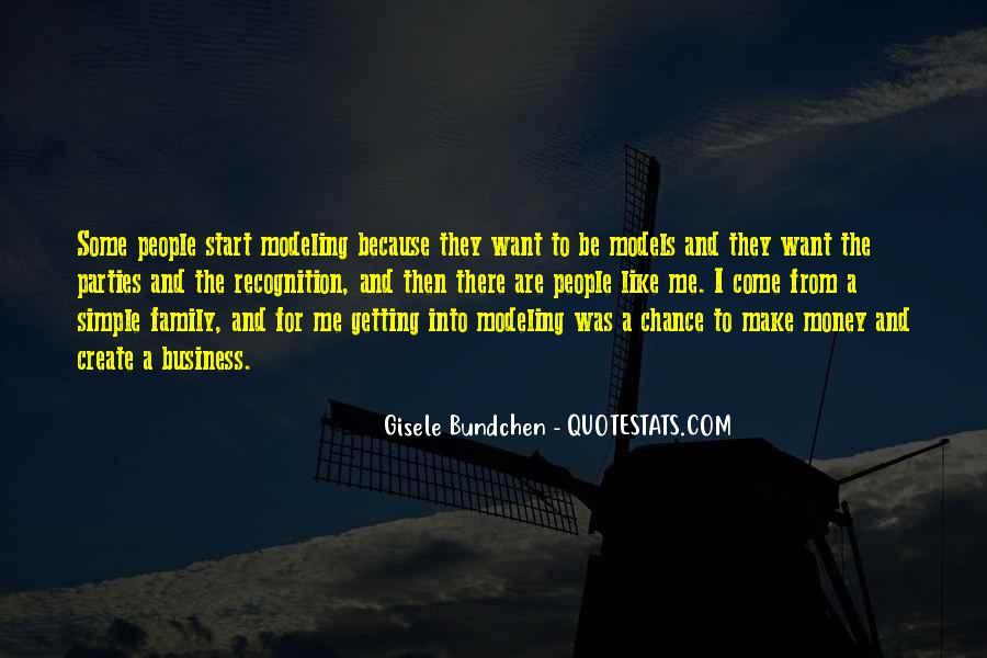 Quotes About Gisele Bundchen #890454