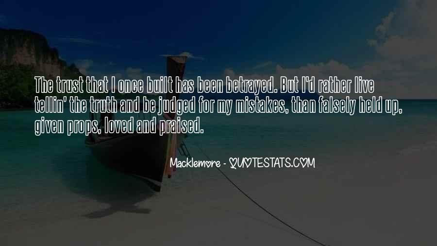 Quotes About Macklemore #1394883
