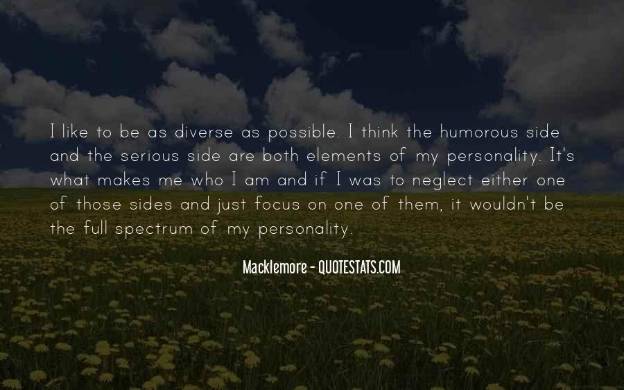 Quotes About Macklemore #233705