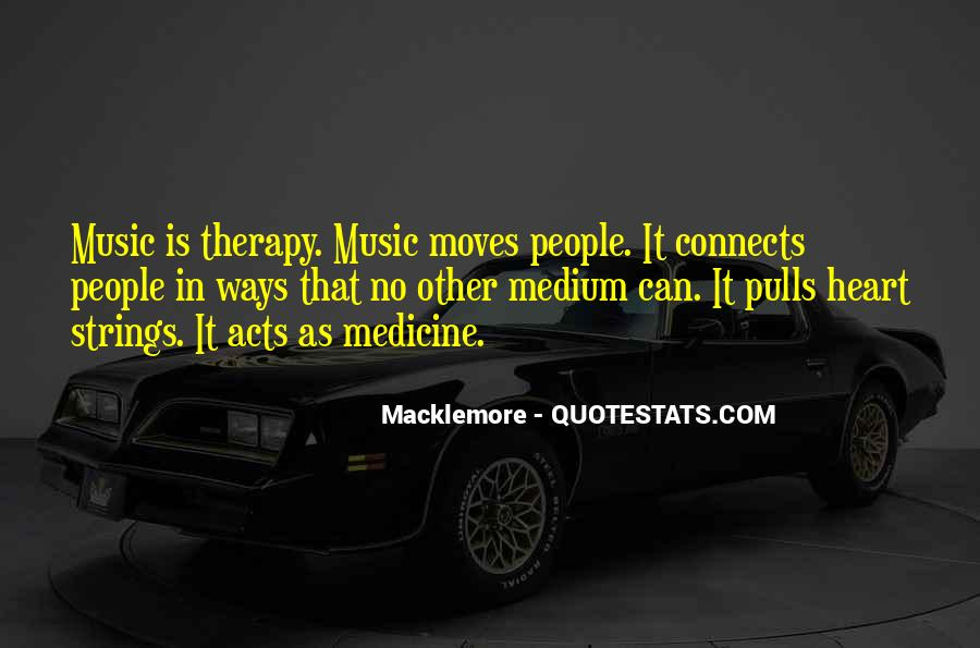 Quotes About Macklemore #722738