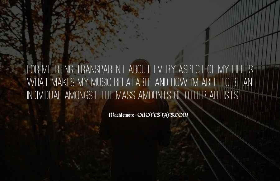 Quotes About Macklemore #772033