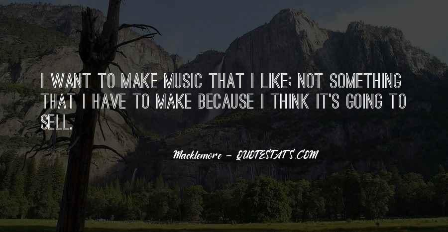 Quotes About Macklemore #80619