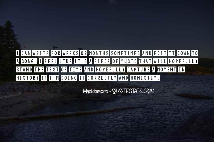 Quotes About Macklemore #877581