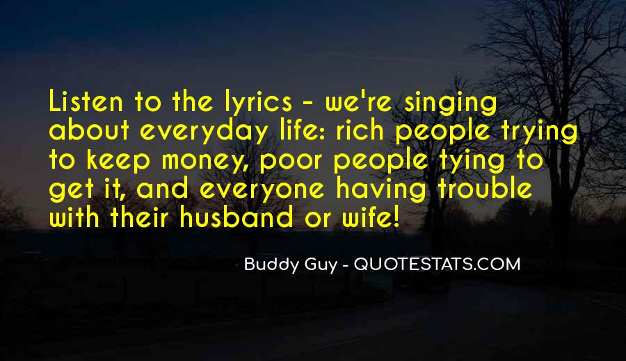 Quotes About Buddy Rich #864065