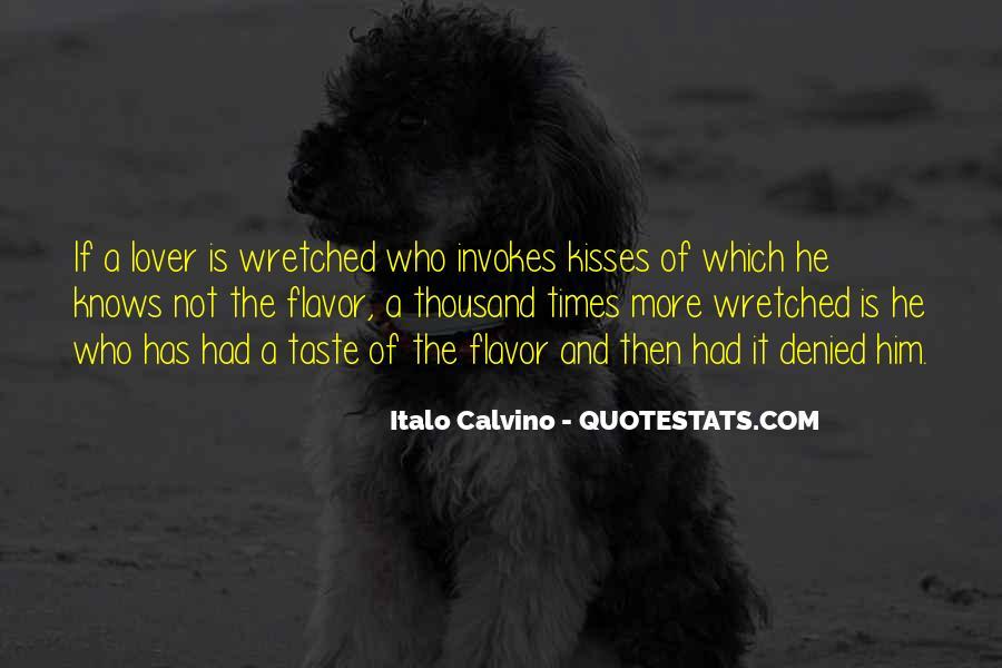 Quotes About Italo Calvino #131275