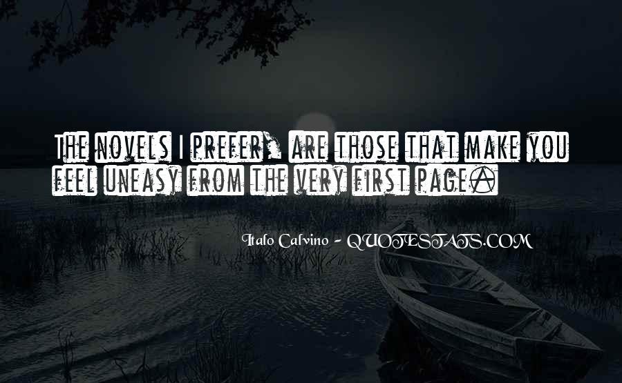 Quotes About Italo Calvino #149330