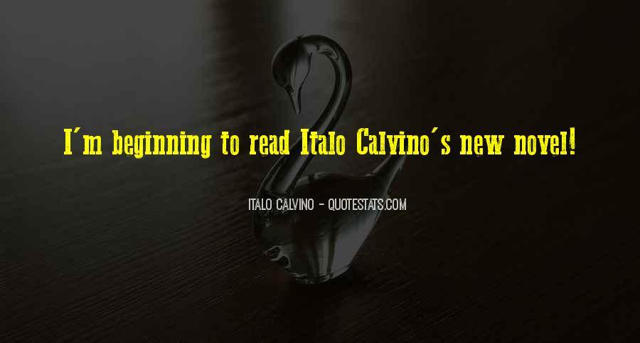 Quotes About Italo Calvino #174251