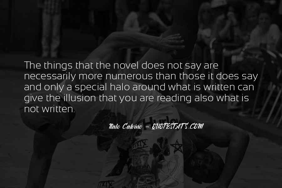 Quotes About Italo Calvino #252352