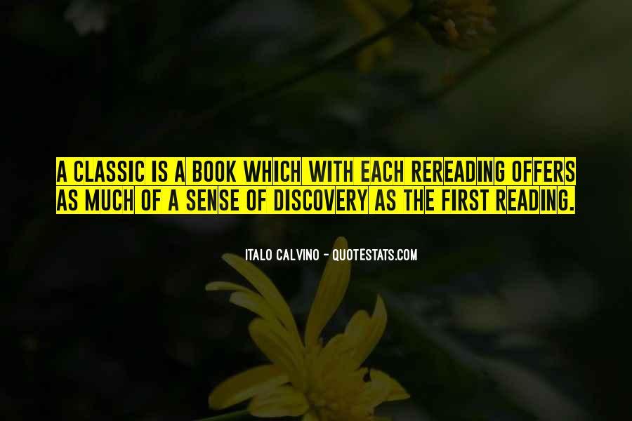 Quotes About Italo Calvino #256377