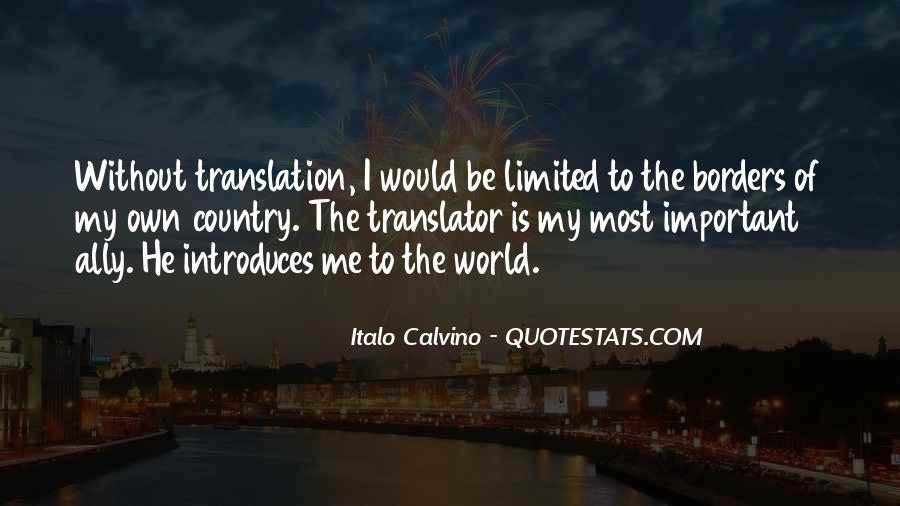 Quotes About Italo Calvino #275872