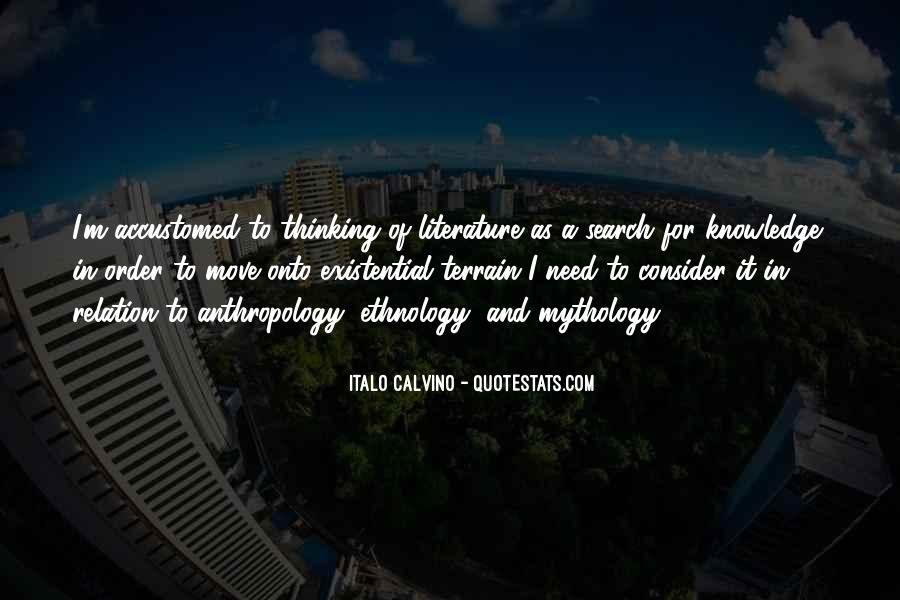 Quotes About Italo Calvino #307232