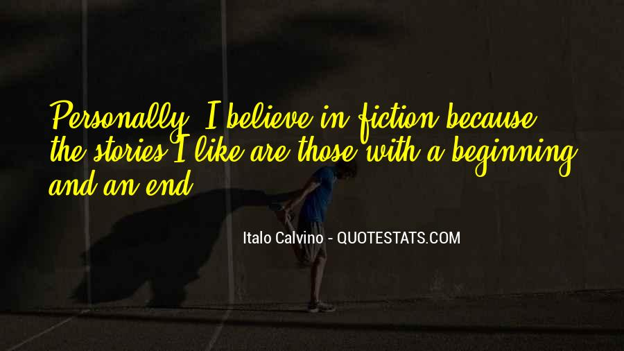 Quotes About Italo Calvino #312617