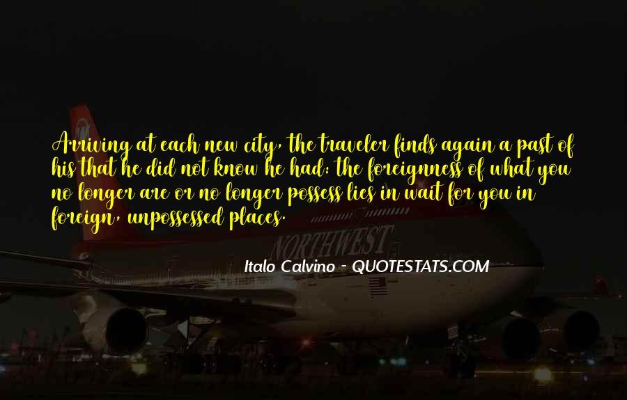 Quotes About Italo Calvino #354025