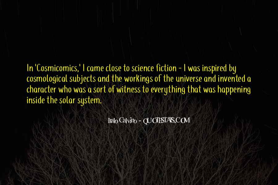 Quotes About Italo Calvino #445229