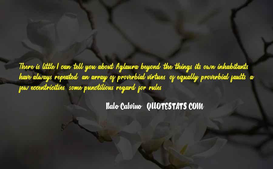 Quotes About Italo Calvino #447553