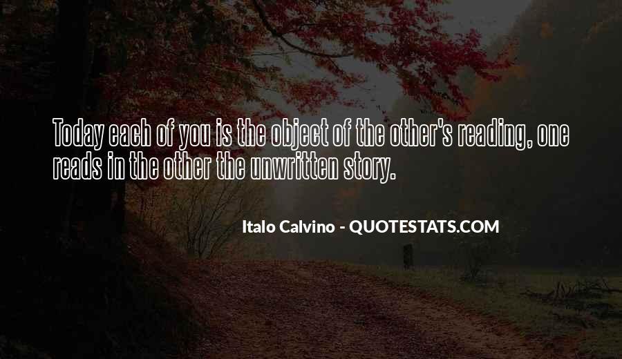 Quotes About Italo Calvino #486556