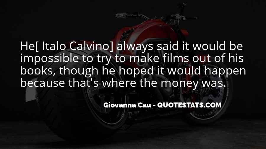 Quotes About Italo Calvino #521300