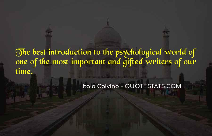 Quotes About Italo Calvino #535815
