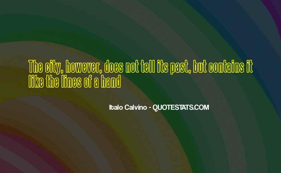 Quotes About Italo Calvino #69597