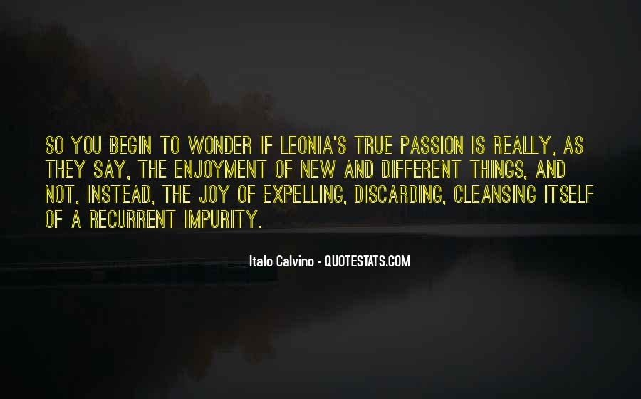 Quotes About Italo Calvino #86625