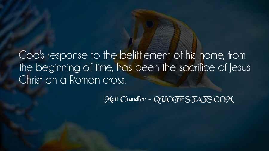 Quotes About Belittlement #1397364