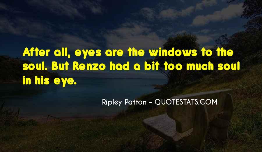 Renzo Quotes #1428871