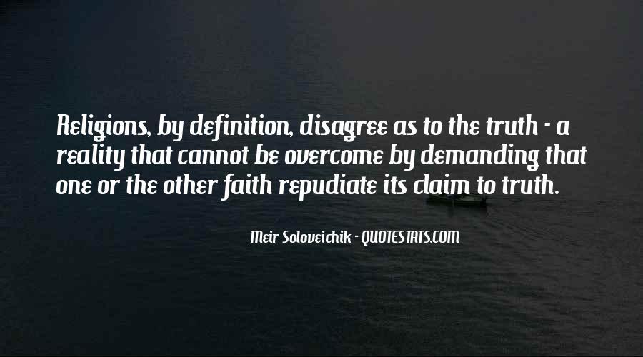 Repudiate Quotes #1451055