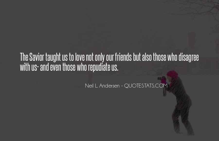 Repudiate Quotes #903965