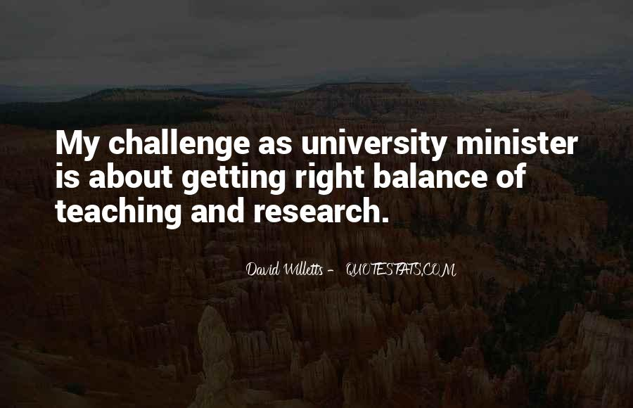 Research And Teaching Quotes #378633