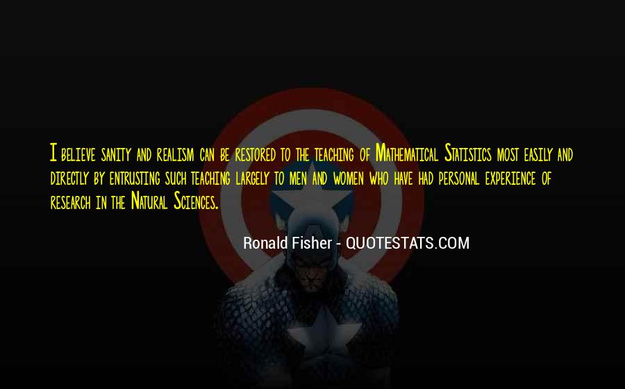 Research And Teaching Quotes #545332
