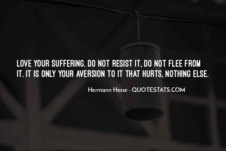Resist Nothing Quotes #1488610