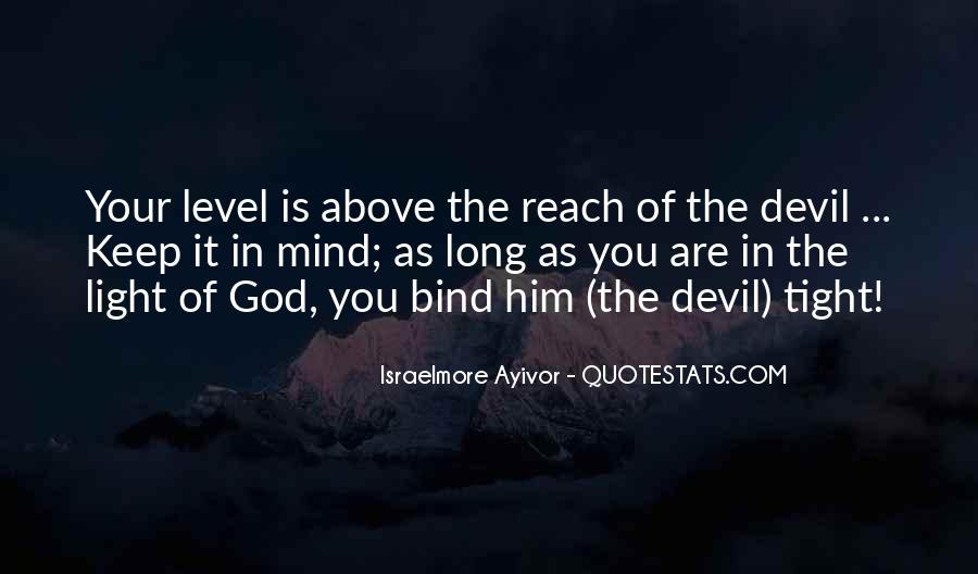 Resist The Devil Quotes #760865
