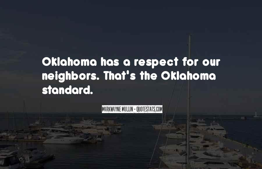 Respect Each Others Quotes #12077