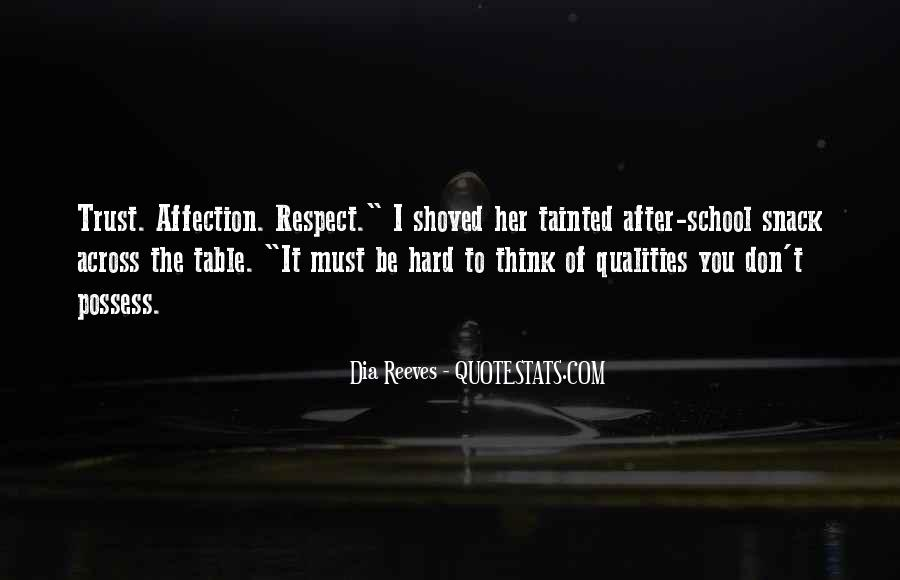 Respect Each Others Quotes #357