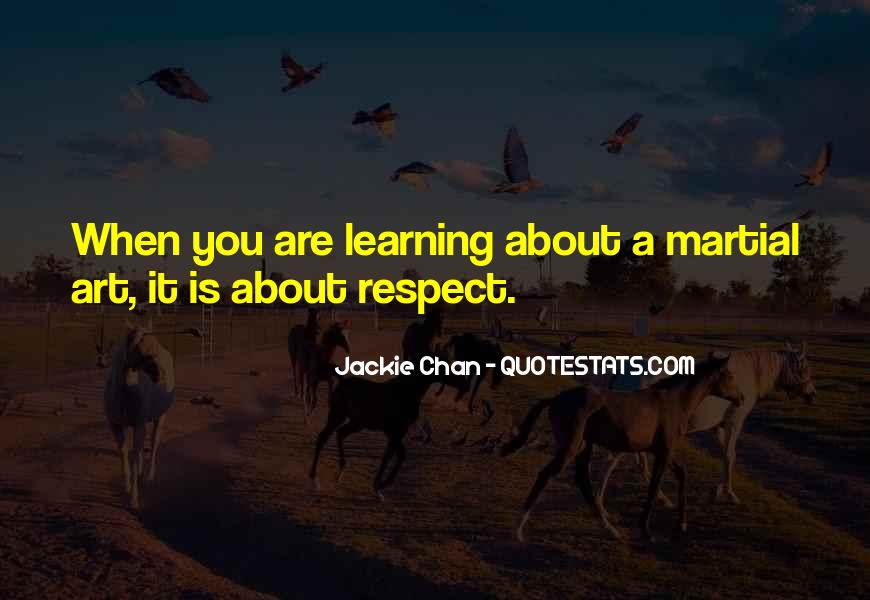 Respect Each Others Quotes #4178