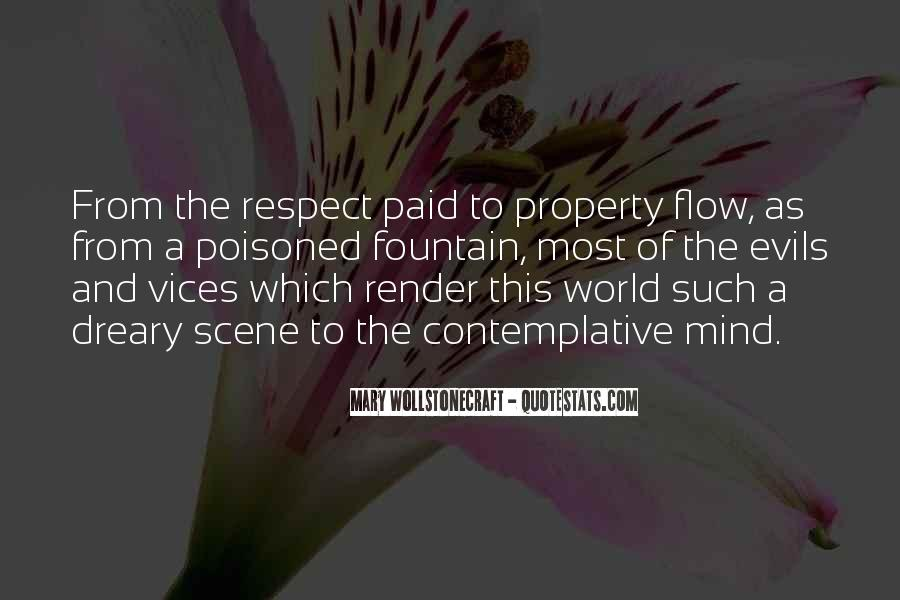 Respect My Property Quotes #1245478