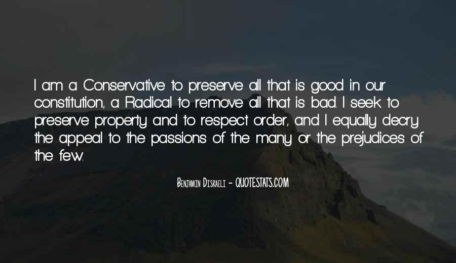 Respect My Property Quotes #905602
