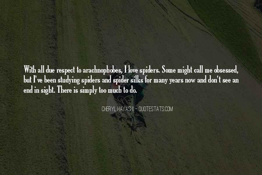 Respect Over Love Quotes #17505