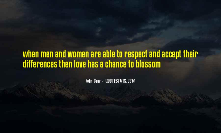 Respect Over Love Quotes #22740