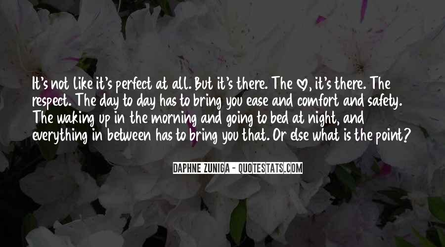 Respect Over Love Quotes #53399