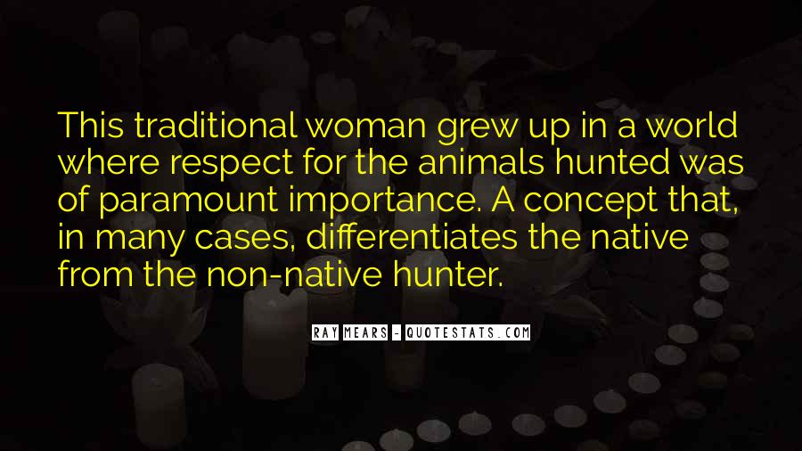 Respect The Animals Quotes #1359075