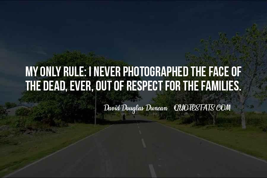 Respect The Dead Quotes #99579
