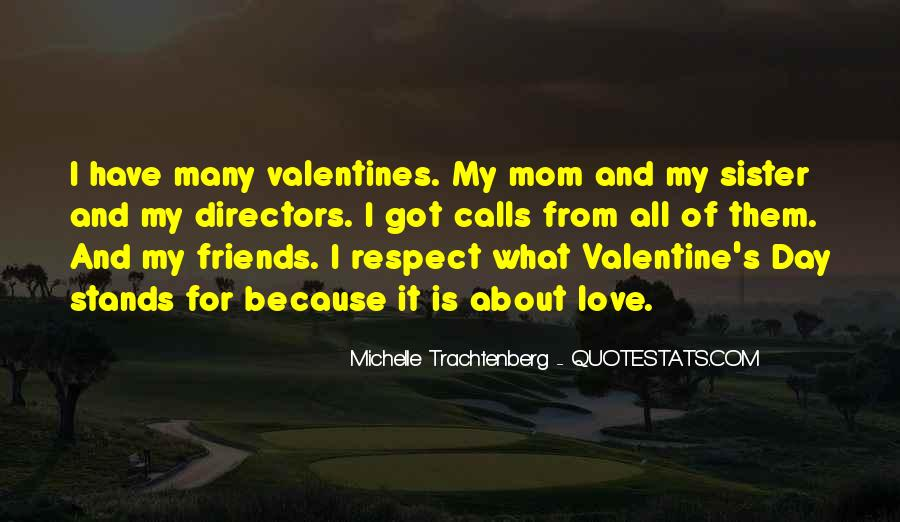 Respect Your Sister Quotes #497316