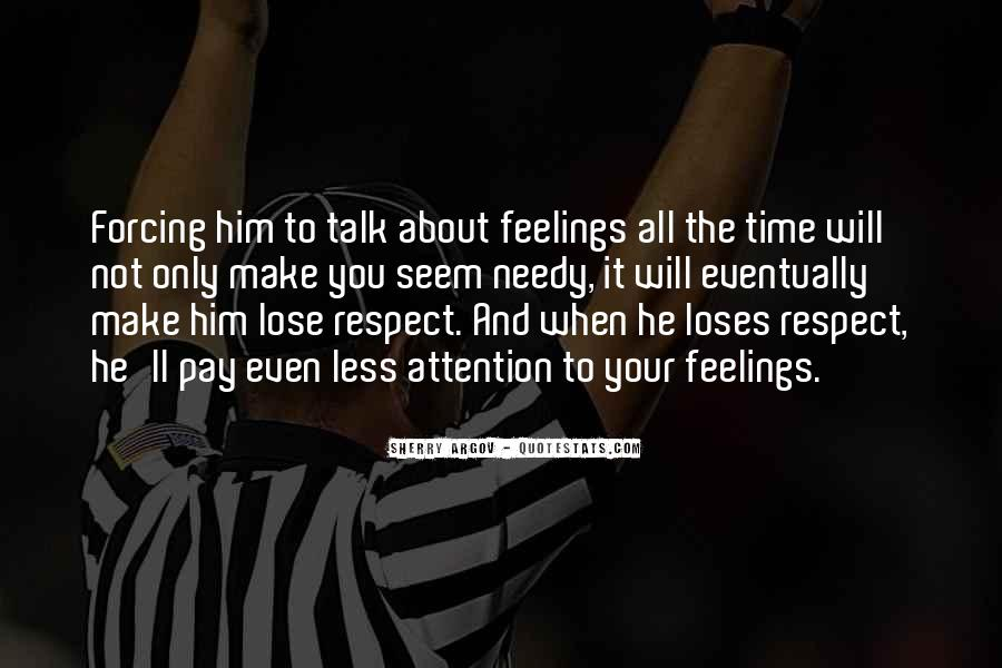 Respect Your Time Quotes #1246267