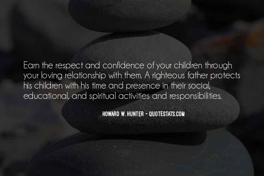Respect Your Time Quotes #875107