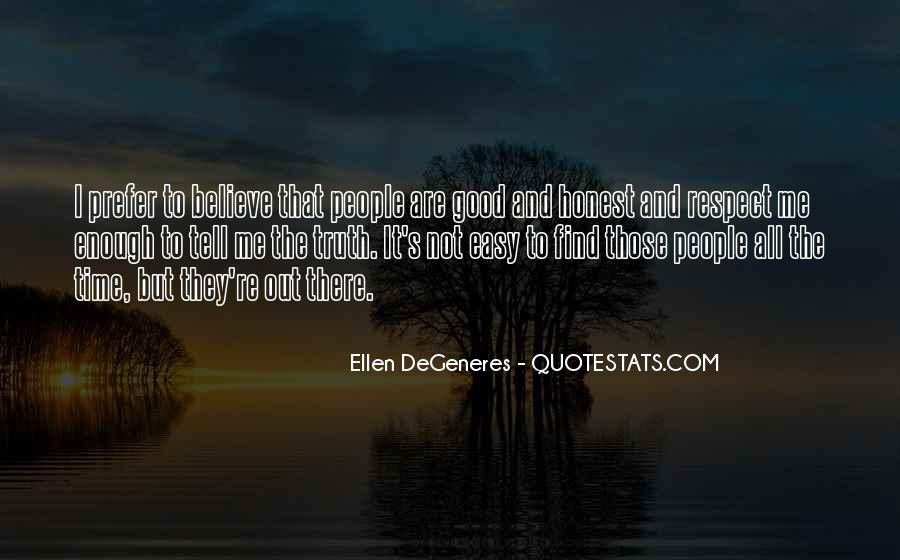 Respect Yourself Enough To Quotes #485350