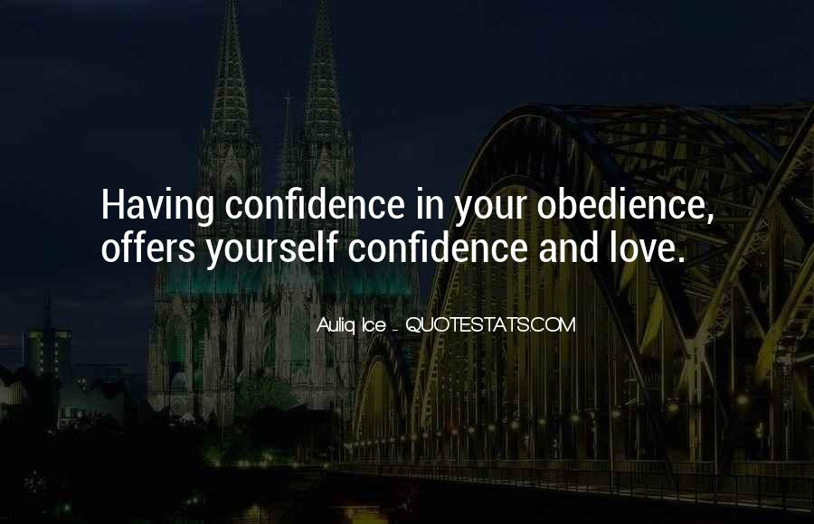 Respect Yourself Love Quotes #1459489