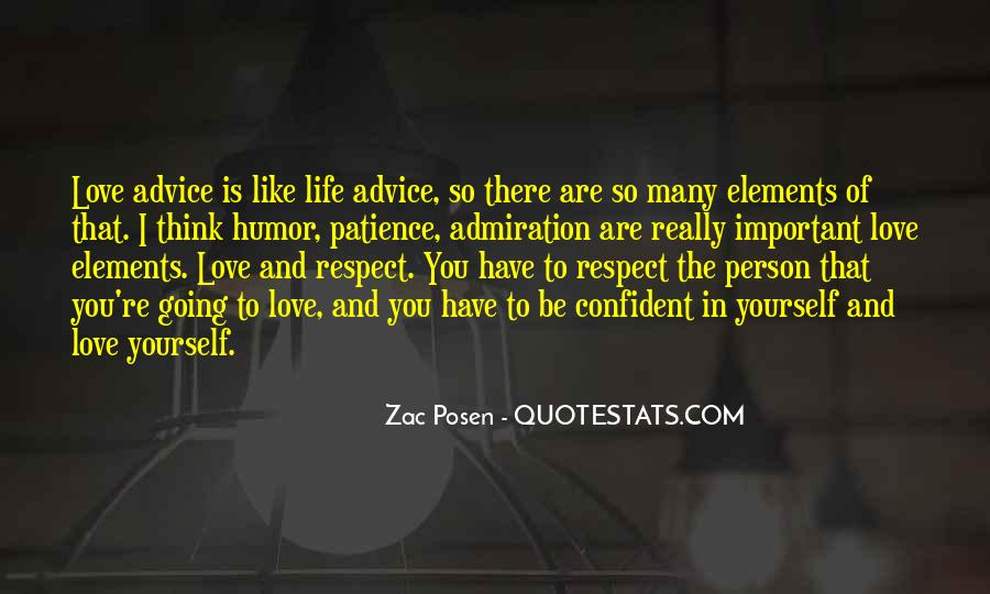 Respect Yourself Love Quotes #467814