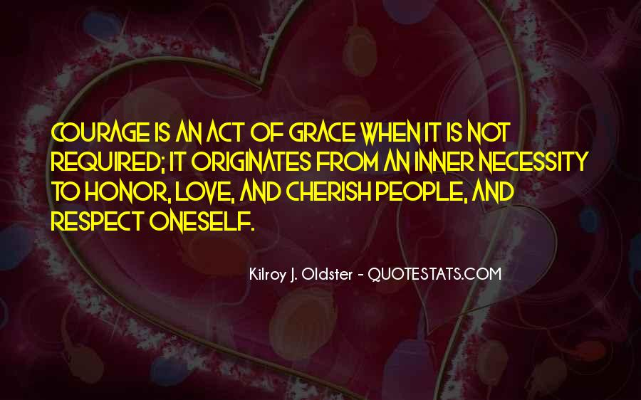 Respect Yourself Love Quotes #472670